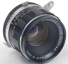 MIRANDA 50mm 1.8 - Auto Miranda -