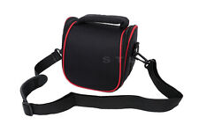 Camera Shoulder Case Bag For Panasonic LUMIX DMC LX100 FZ62 GM5