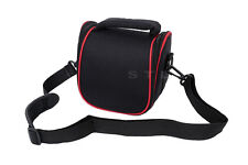 Camera Shoulder Case Bag For SONY Cyber-Shot DSC RX100III QX30 ILCE-QX1 HX400V