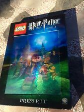 LEGO: Harry Potter Years 1-4 - PRESS KIT