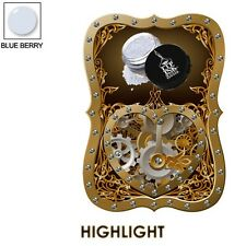 STEAMPUNK BRILLIANT MAGIC POWDER - Blue Berry