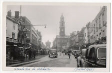 PHOTO ANCIENNE - Colchester Angleterre Royaume Uni Rue Ville 1949 Vintage