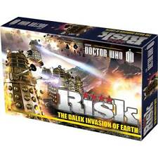 Risk - Doctor Who Edition NEW Winning Moves