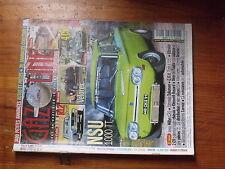 $$µ Revue Gazoline N°109 NSU 1000 TT  R12 Gordini  Velorex  4 CV  culasse  Lerou