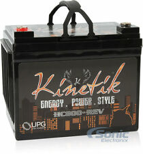 Kinetik HC800-REV 800 Watt 12V High Current AGM Car Audio Power Cell Battery