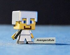 Minecraft Collectible Mini Figures Mattel Dig In! Series 2 Steve? (Iron Armor)