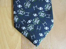 RUGBY Union Various Images Tie by CORK Tie Company IRELAND - SEE PICTURES