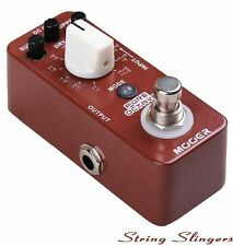 Mooer Micro Compact 'Pure Octave' Octave Effects Pedal, MP01