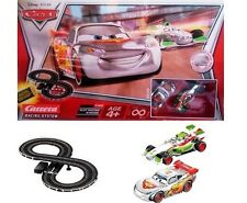 Disney cars carrera go Micro Con Pilas mi primer Scalextrics 2.4 metertrack