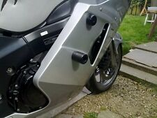 HONDA CBR 1100 BLACKBIRD FAIRING CRASH MUSHROOMS BUNGS SLIDERS BOBBIN BUNGS R8E5