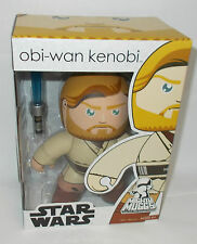 Star Wars Mighty Muggs Vinyl Action Figure OLD OBI-WAN KENOBI , NEW
