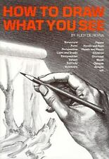 Acc, How to Draw What You See, Rudy De Reyna, 0823014606, Book