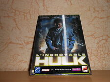 coffret collector 2 DVD L'INCROYABLE HULK edward norton - sous blister