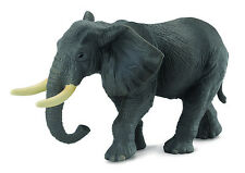 FREE SHIPPING   CollectA 88025 African Bull Elephant Replica - New in Package