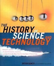 The History of Science and Technology: A Browser's Guide to the Great -ExLibrary