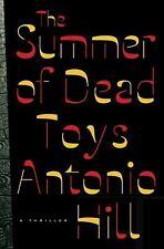 The Summer of Dead Toys: A Thriller Inspector Salgado
