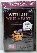 New With All Your Heart DVD Set Vol 10 Faith Lessons Ray Vander Laan Christian