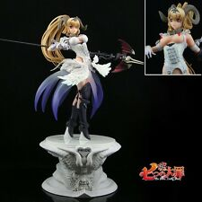 The Seven Deadly Sins PRIDE Lucifer White Warrior 1/8 Scale 30cm PVC Figure NB