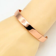 Fashion New for Men Women Copper Bracelet Magnetic Therapy Pain Relief Bangle