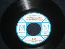 "Russ Morgan & His Orchestra ""Does Your Heart Beat For Me/Somebody Else is""45 PRO"