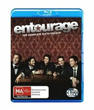 Entourage : Season 6 (Blu-ray, 2010, 3-Disc Set)