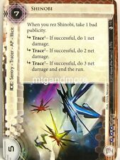 Android Netrunner LCG - 1x Shinobi  #115 - Double Time