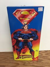 Superman 1996 Kenner 12 inch fully poseable action figure ~ K-Mart Exclusive!