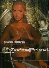 THE TECHNOPRIESTS book 2 by Jodorowsky (2000) Humanoids color HC VG+/FINE-
