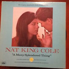 Nat King Cole-A Many Splendored Thing-LP