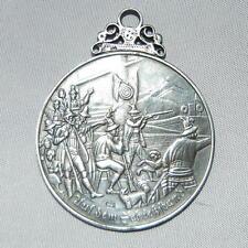 Schützen-Medaille - ein Charivarianhänger von Charivari Trachtenschmuck München
