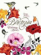 Birdtopia: Coloring Book, Fletcher, Daisy