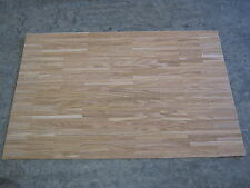 1/12th Scale Dollhouse Miniature Timber Flooring Sheet