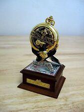Franklin Mint Monopoly Pocket Watch / Display Stand - New w / Original Box