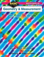 Geometry & Measurement Grades 4-5: Inventive Exercises to Sharpen Skills and Ra