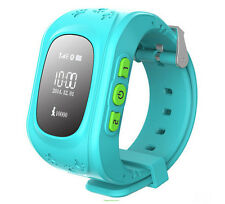 JM11 Smart Wrist Watch GPS Tracker for Kids Locater SOS Voice Monitor Intercom