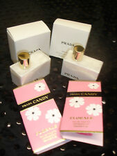 PRADA L'EAU AMBREE LADIES BOXED BODY LOTION + 2 X FREE SAMPLES PRADA CANDY