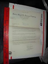 WESTERN MUTUAL FIRE INSURANCE CO Home office columbus ohio Request Furniture War