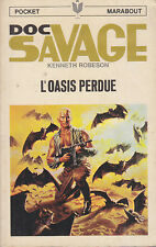 C1 Kenneth Robeson DOC SAVAGE # 6 L Oasis Perude EO Type 7 1967 Jim BAMA