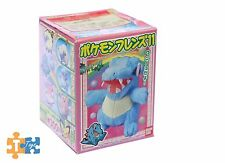 "TOTODILE Pokemon Friends Bandai Soft Plush Figure ""NEW"""