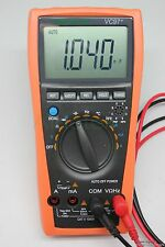 AideTek VC97+ 3999 Auto range multimeter tester DMM AC DC R C current buzz hold
