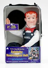 STAN LAUREL VENTRILOQUIST DUMMY DOLL PUPPET! NEW!