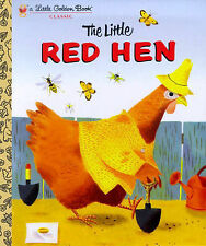 The Little Red Hen by Diane Muldrow (Hardback, 2003)