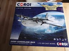 Corgi Aviation 1/72 Short Sunderland MKIII EJ134 RAAF 1943 Limited AA27501