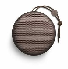 Brand New B&O BeoPlay A1 Portable Bluetooth Speaker Deep Red