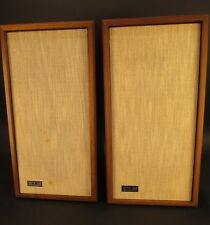 Vintage KLH Model Seventeen Acoustic Suspension Speakers - SEE SHIPPING INFO*