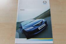 95055) Mazda 6 Prospekt 04/2004