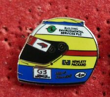 BEAU PIN'S CASQUE PILOTE UNDY F 1 FORMULA ONE DTM USA MARK BLUNDELL EGF MFS