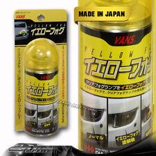 VANS Yellow Tint Lens Tail Head Fog Coner Light Side Marker Painter Spray DIY A