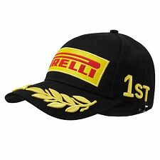 New Official Pirelli F1 1st Place Podium Cap