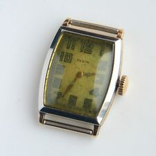 Vintage Westfield 7Jewels Swiss Made Wind Up Watch Not Works